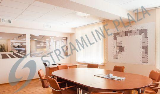 Продажа офисов в Стримлайн Плаза